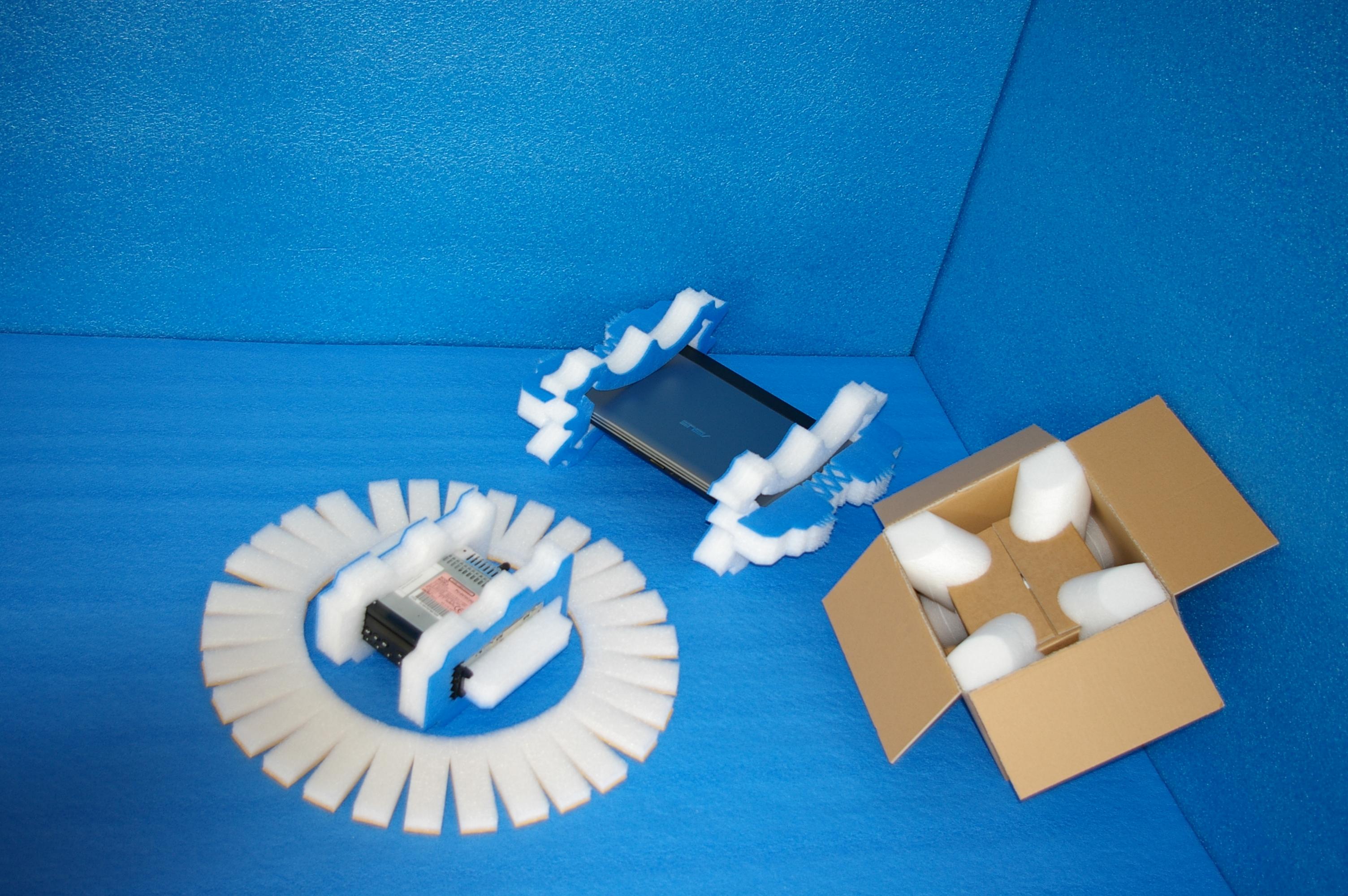 briplank is samengesteld door gelamineerde platen, vervaardigd uit polyethyleenschuim en is beschikb...
