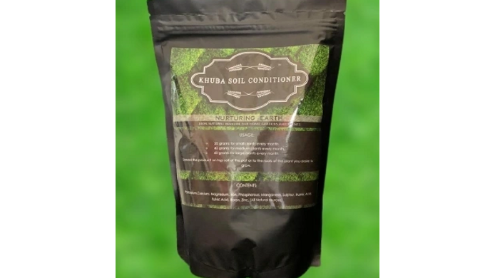 KHUBA SOIL CONDITIONER There are several organic fertilizer benefits, some purely altruistic, others...