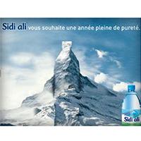 Née dans les profondeurs des montagnes du Moyen Atlas, l'eau de la source Sidi Ali est une eau pure,...