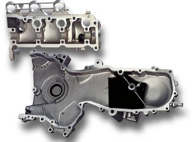 Odlitky z hliníku pro automobilový průmysl