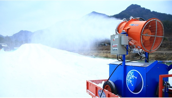 Snow Pop Home snow making machine | snow maker