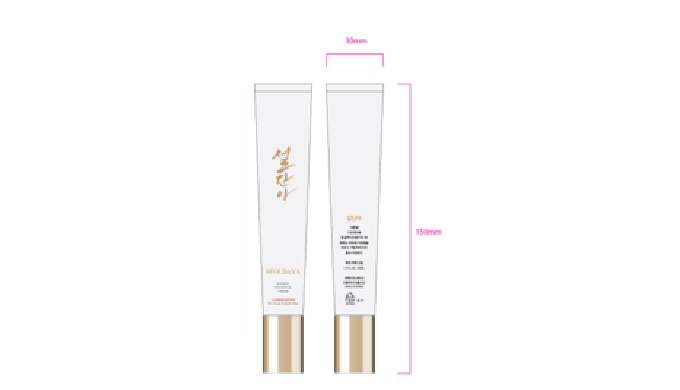 SEOLDANA_whitening skin care product