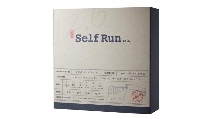SELF RUN 12.6 - Footwear for Correct posture