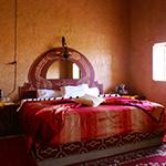Hébergement en chambre ou bivouac