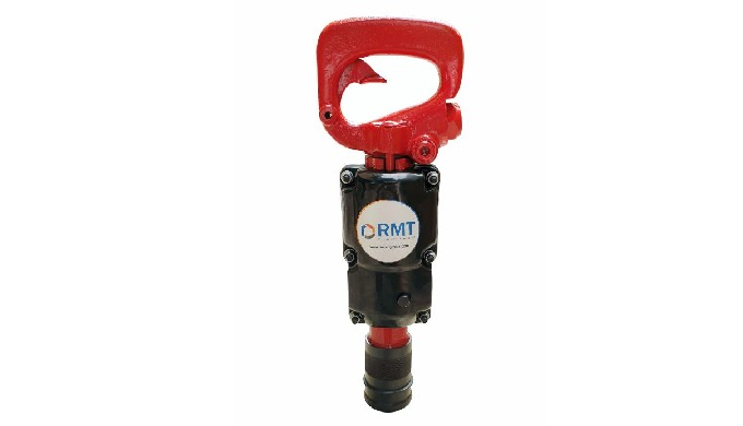 RMT 009 Rotary Drill - Rotary Hammers for Chipping, Scarifying, Scaling, and Cleaning Welds These ro...