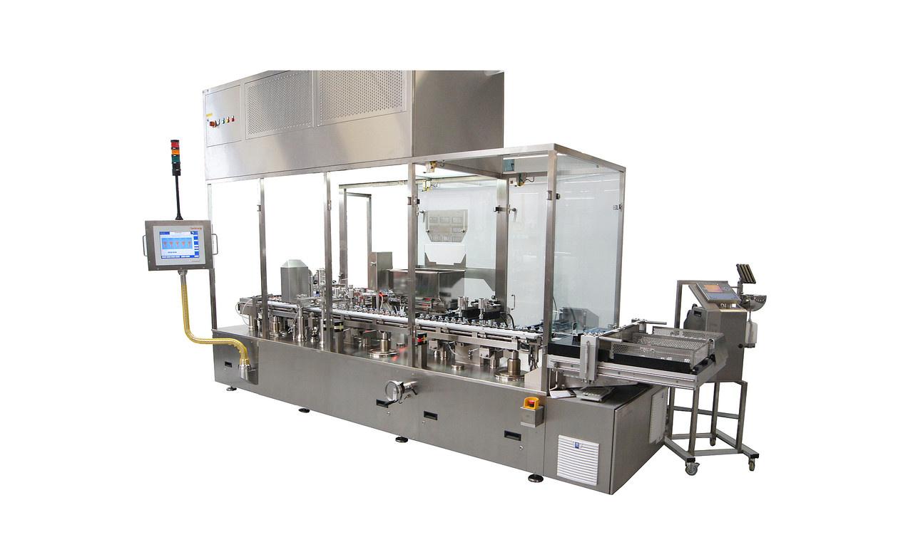 Fully-automatic Closing Machine INOVA VVM