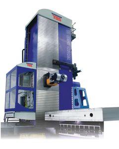 Vyvrtávačka desková WRD 130/150 (Q) dvojtyp strojů se stejnou koncepcí a rámem, ale s rozdílnými výk...