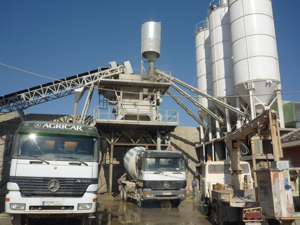Yamen provides its valued customers with the highest quality of ready mix concrete in the Lebanese m...