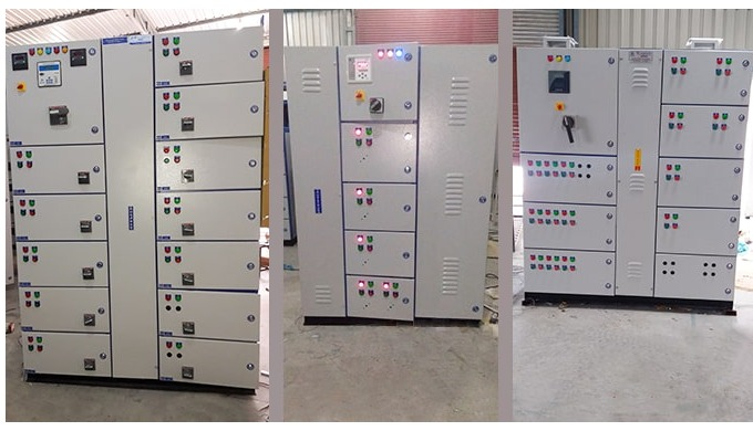 Expert Engineers as a best APFC Panel Manufacturer in Delhi, india Auto Power Factor Control Panels ...