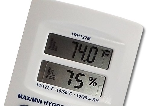 This is the first NSF certified digital fridge freezer thermometer. With its large LCD display, it's...