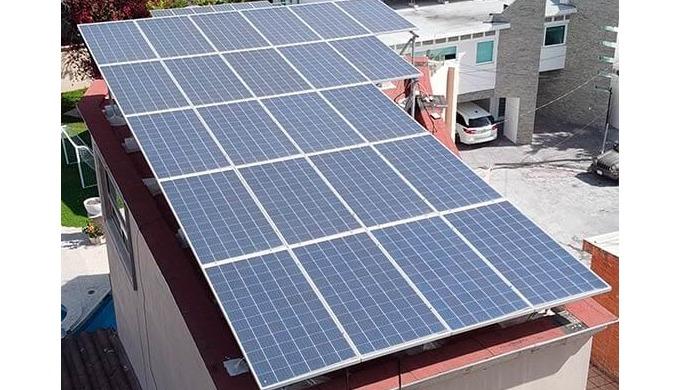 ¿Quieres disminuir tu recibo de luz en un 100%? En Solar Inc. somos especialistas en la instalación ...