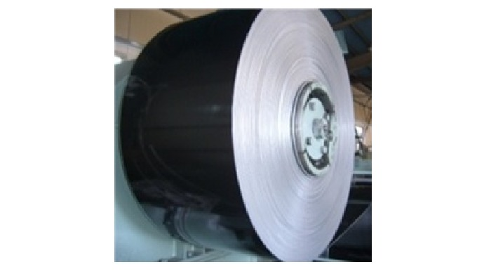 Polyethylene laminated steel coil