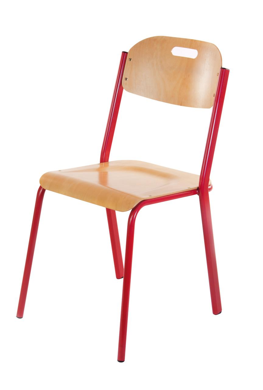 Židle KAPA Židle KAPA je určena do interiérového prostředí, a své uplatnění najde především ve škols...