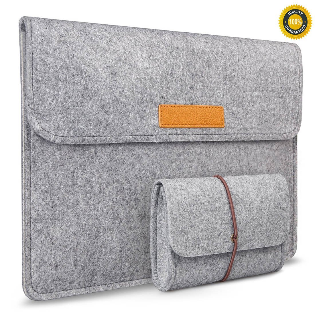 360° Protective Sleeve 13.3 Inch Surface Pro 4 & 3 laptop case 12 Inch Tablet bag,12.9 Inch iPad Pro Laptop Cases from EVERMATE