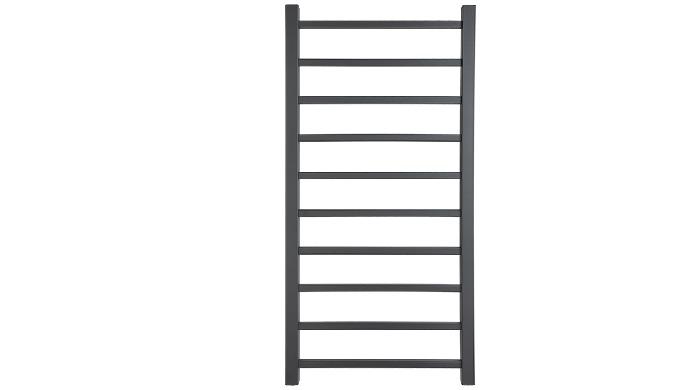 AF-ES Black Towel rail