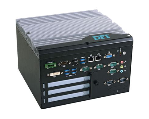 EC531/EC532-HD   4th Gen Intel Core   Fanless Embedded System   DFI