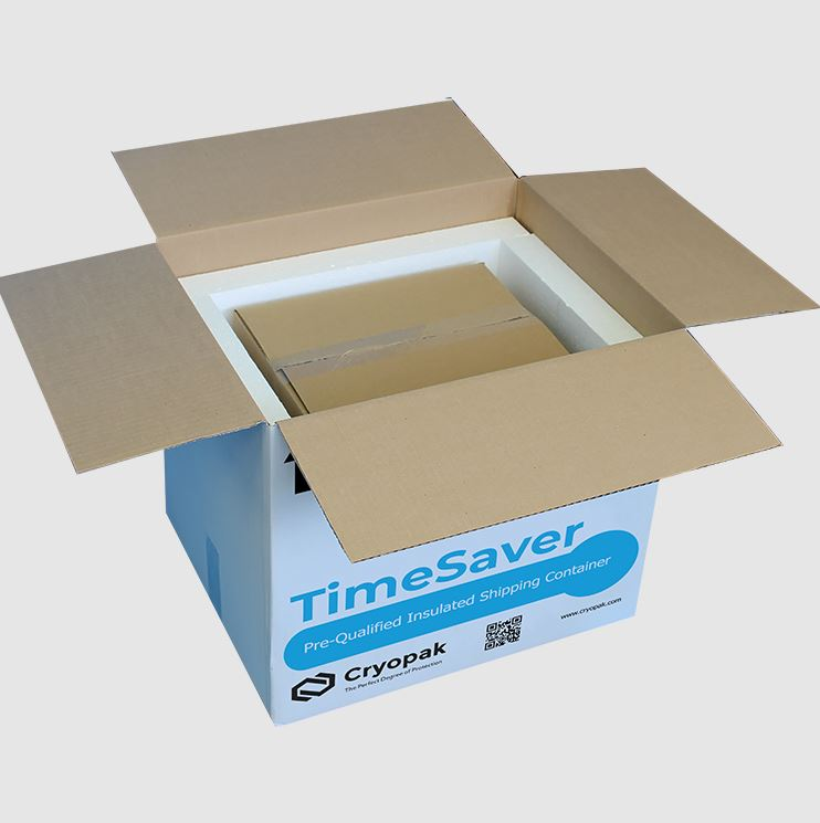 Emballage Gain de temps Q-Pak de Cryopak