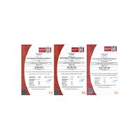 Certificados Aplicaciones de Bombeo Industrial, S.L., A Coruña