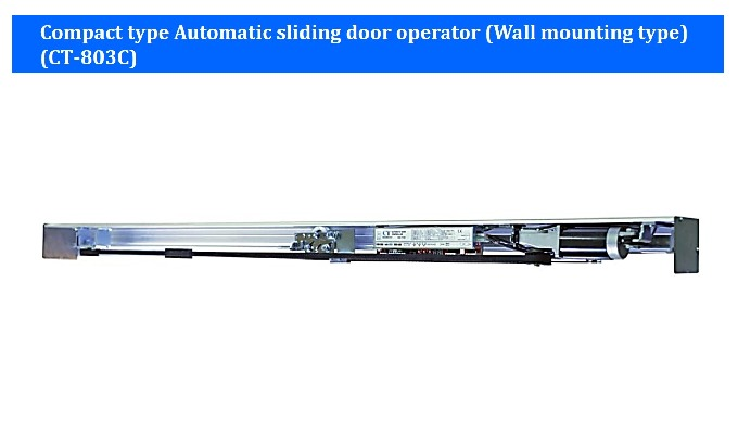 Automatic swing door operator(CT-803C)