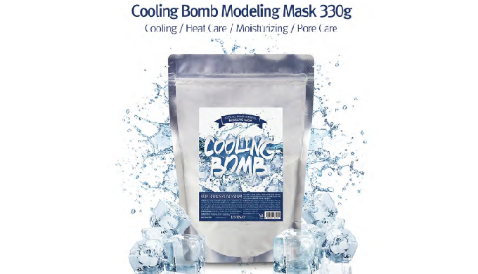 Cooling Bomb Modeling Mask 330g | purely cosmetic