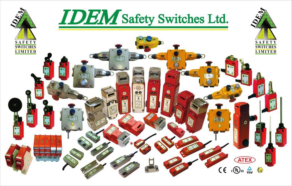 Společnost IDEM Safety Switches byla založena v roce 2003 a dnes patří mezi největší evropské výrobc...
