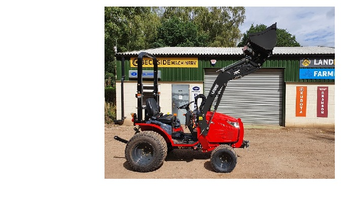 Beckside Machinery are a premier compact tractor dealer and quad bike supplier. If you are looking f...
