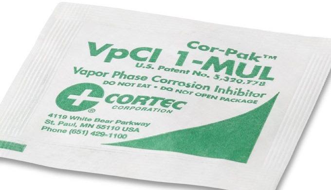 CorPak®1-MUL / 8-MUL | Confezioni dessiccanti VPCI®