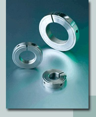 Factory standard Threaded collars WNG; type A, Inner diameter M 18 - M 200 mm (type B and C as well as modifications on request)