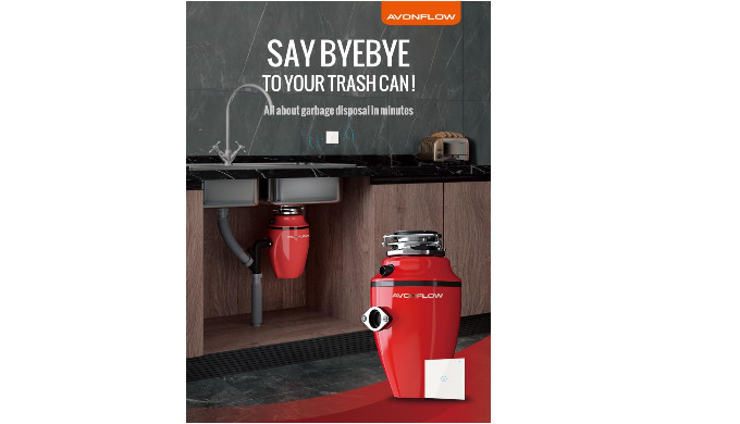 【Avonflow Garbage Disposal】