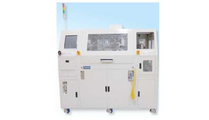 Sistema universale di deflash laser