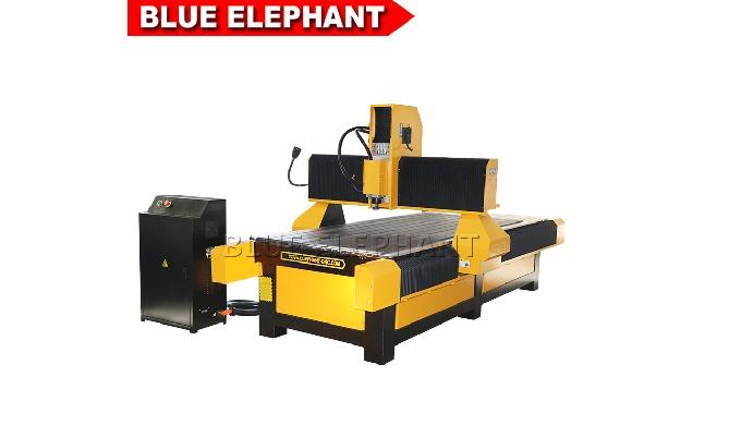 Blue Elephant CNC 1025 3 axes de travail du bois cnc router pour MDF Aluminium
