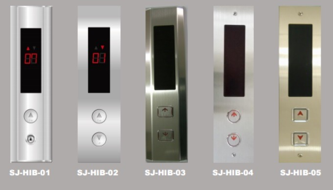 Hall Indicator Button