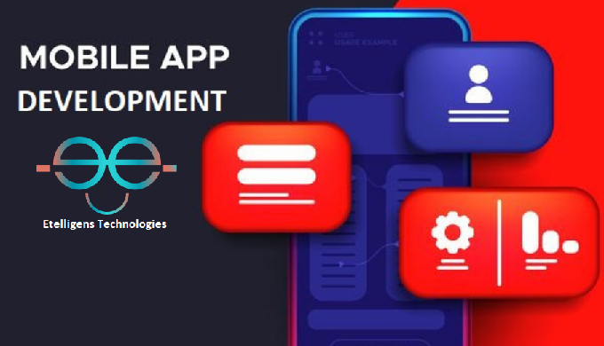 With a specialized team of mobile app developers, Etelligens Technologies provides top-notch app dev...