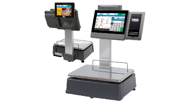 COUNTER PC SCALES CS-2100 SERIES