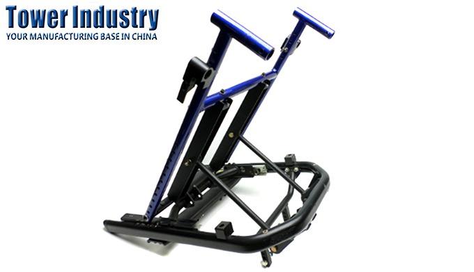 Wheelchair Seat Tube Frame