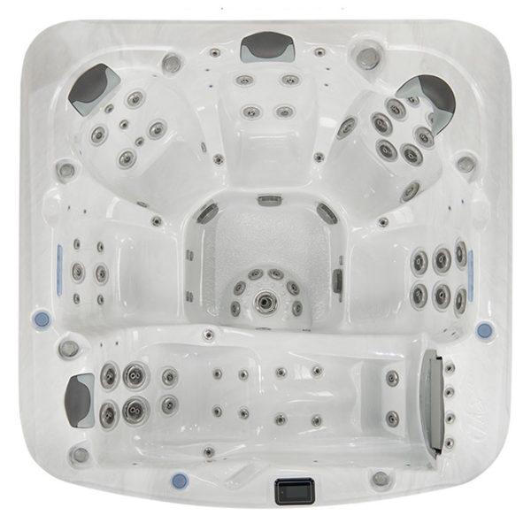 Du kan vara säker på att den senaste tekniken och vår samlade erfarenhet har integrerats i varje spa...