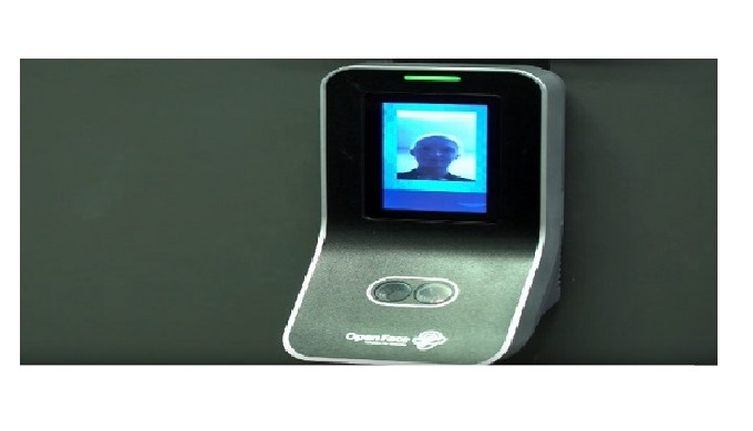 WSG5000 | Face recognition terminal for the speed gate