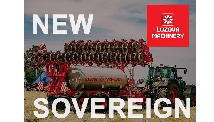 Новое направление LOZOVA MACHINERY