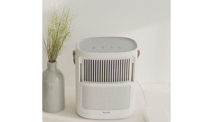Portable Air Purifier (Puricle)