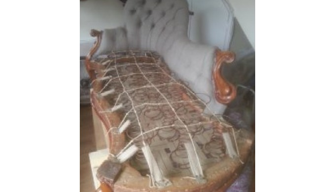 Upholstery and bespoke furniture for your home or business. All work undertaken by specialist master...