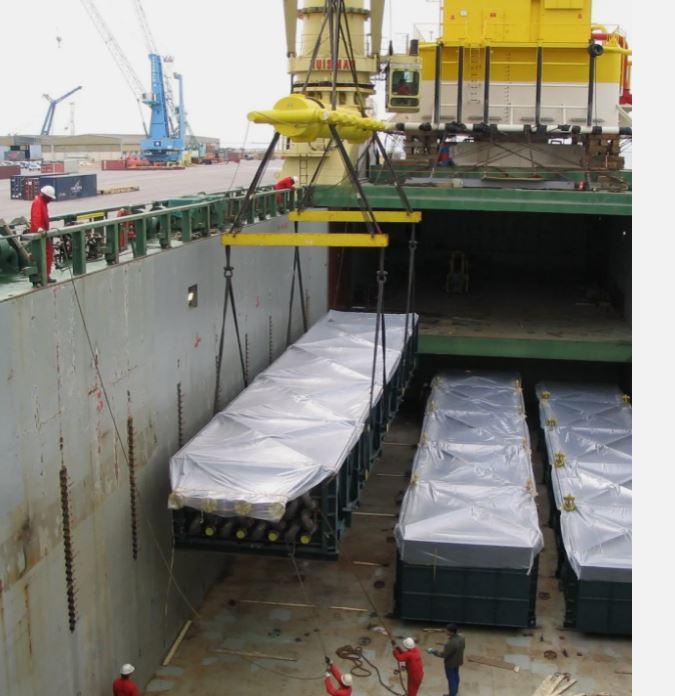 TPI vous propose un service d'affrètement navire. Nous intervenons dans le cas où les caractéristiqu...