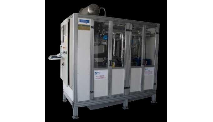 Pulzační zařízení pro destruktivní zkoušení