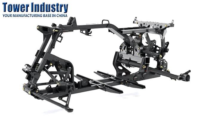 Chassis Frame Gusset Kit