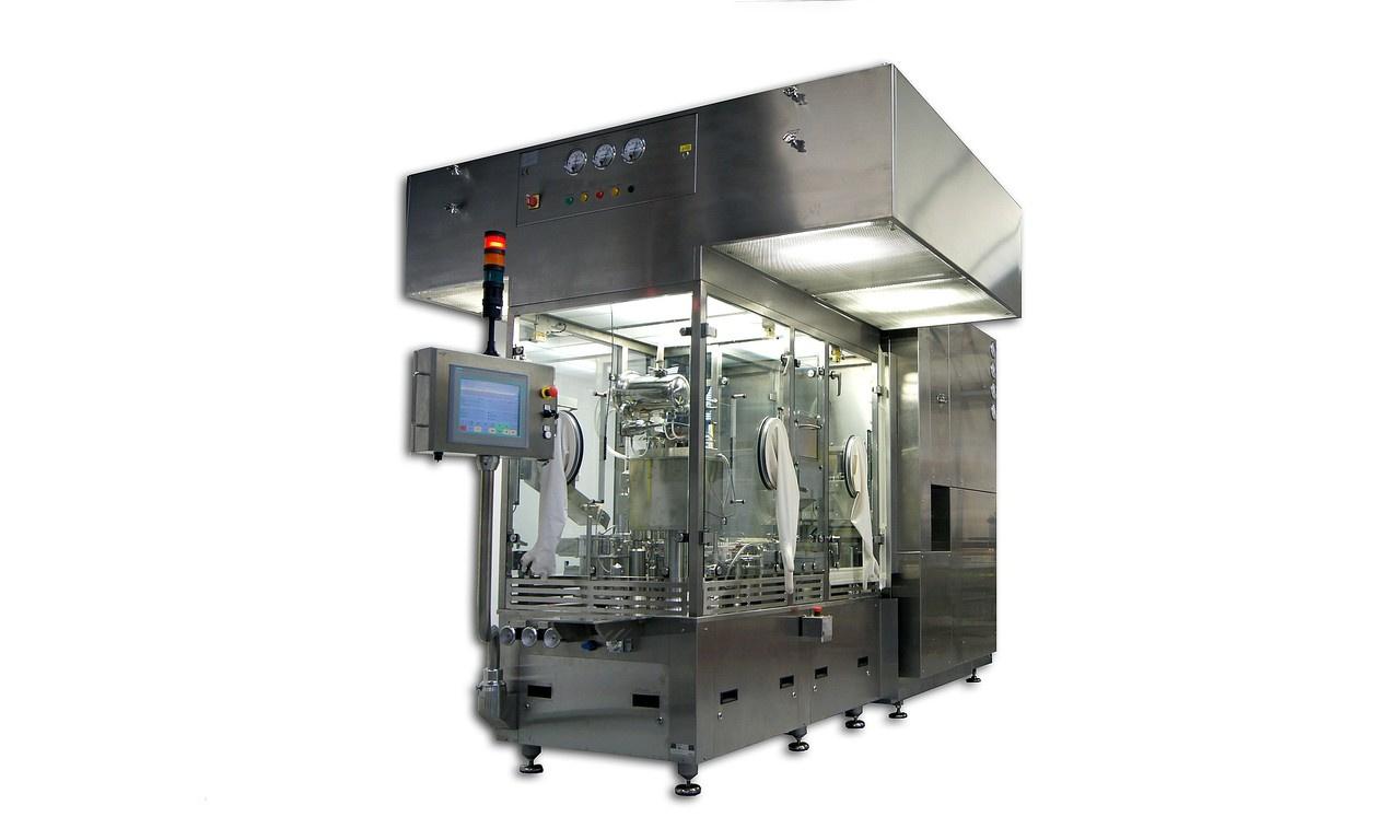 Fully-automatic Filling and Closing Machine INOVA VKVM 3000