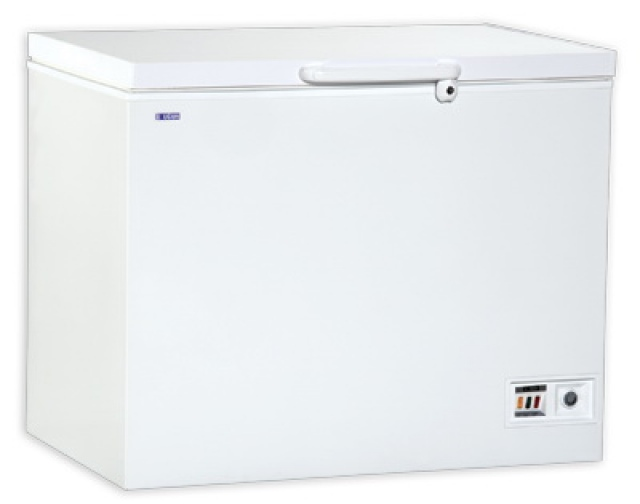 Ladă congelatoare cu capac compact | UDD 460 BK
