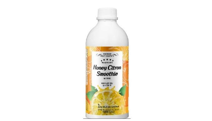 citron smoothie   Citrus vitamin