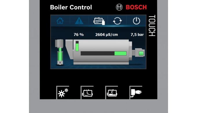 - Für die komfortable Steuerung von Dampfkesseln bis 4.000 t/h Dampf - Attraktives Preis-Leistungs-V...
