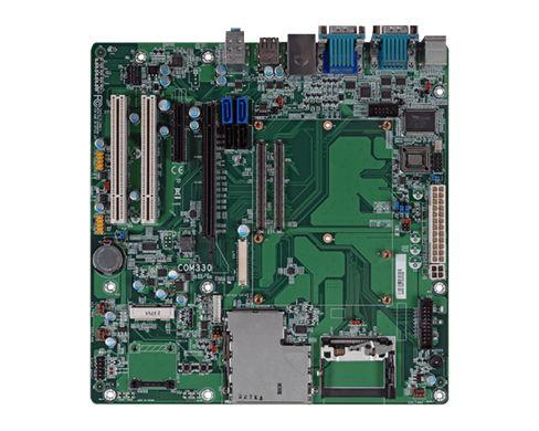 COM330-B | Carrier Board | mircoATX | COM Express Basic/Compact | DFI