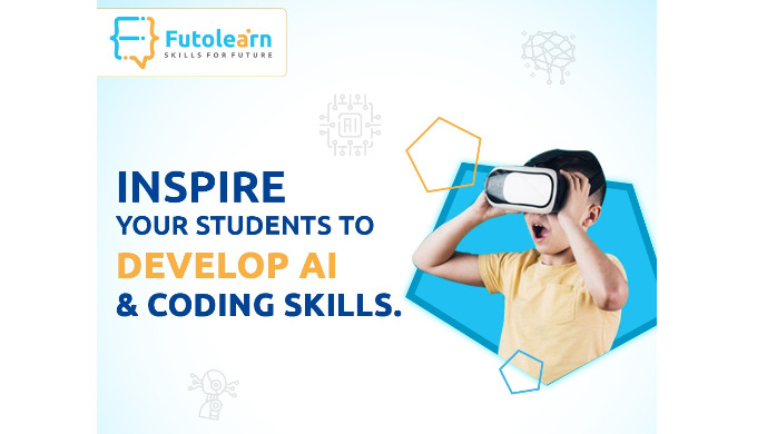 FutoLearn AI & Coding Introduce Artificial Intelligence (AI) to children at an early age to unlock c...