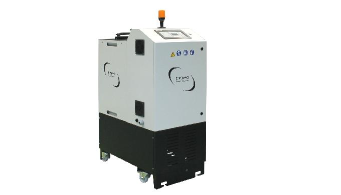 El fusor de adhesivo Isomelt está diseñado para procesar tanto hot melt como adhesivos termofusibles...